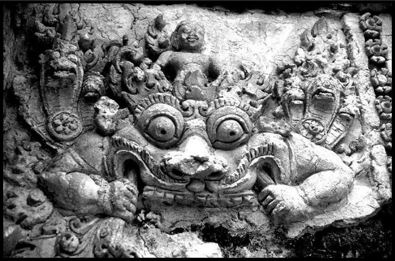 Фрагмент Фрески Анкор Ват