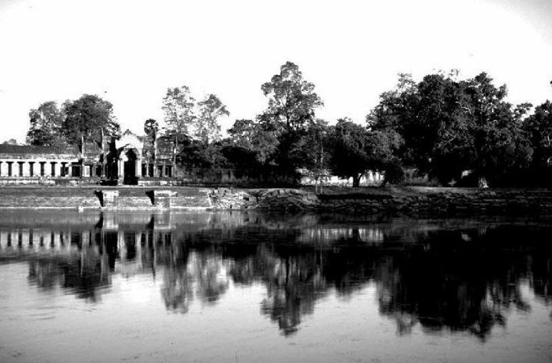 Вид на Анкор Ват
