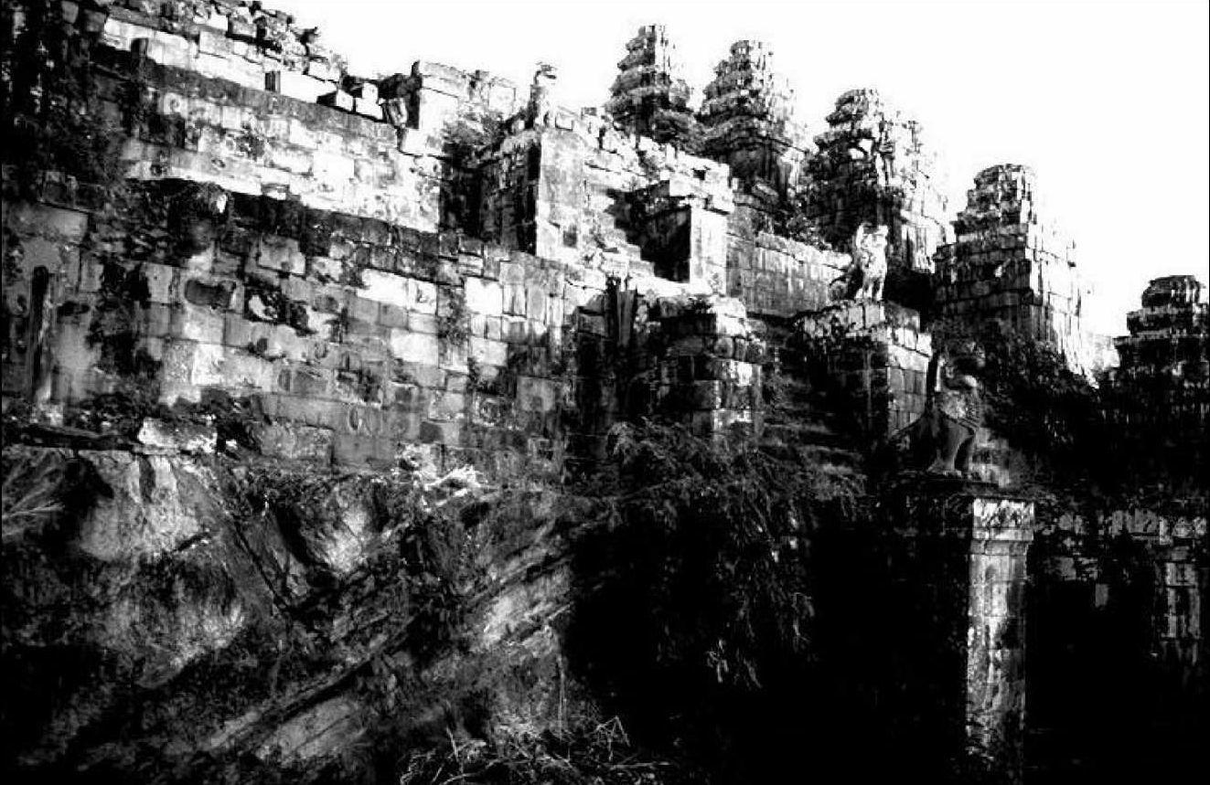 Монументы Анкора Камбоджа