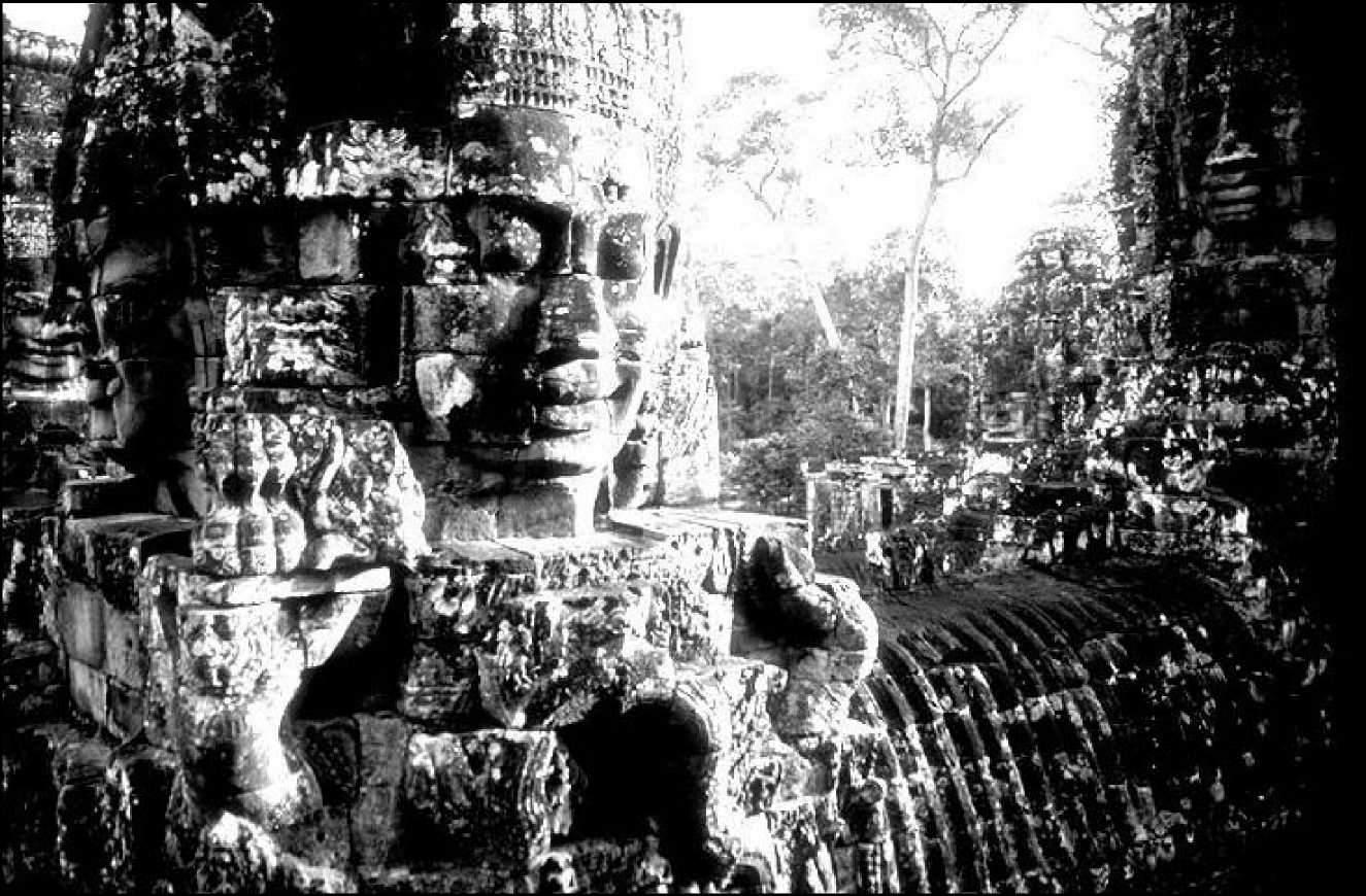 Храм в Анкоре