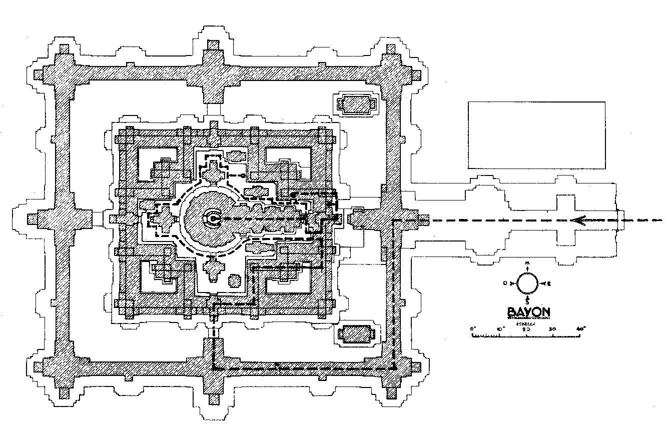 Байон планировка