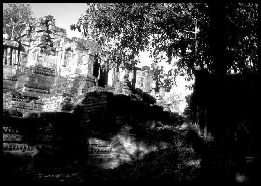 Терасса слонов. Анкор
