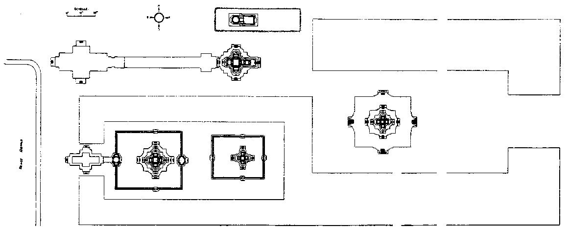 Прах Питу - план монумента