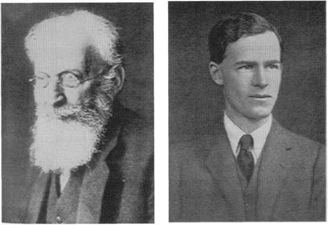 Эдуард Бернштейн (1850-1932) и Г.Д.Х.Коль