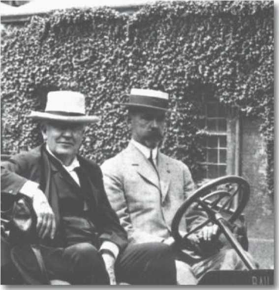 Два пионера железобетонного строительства