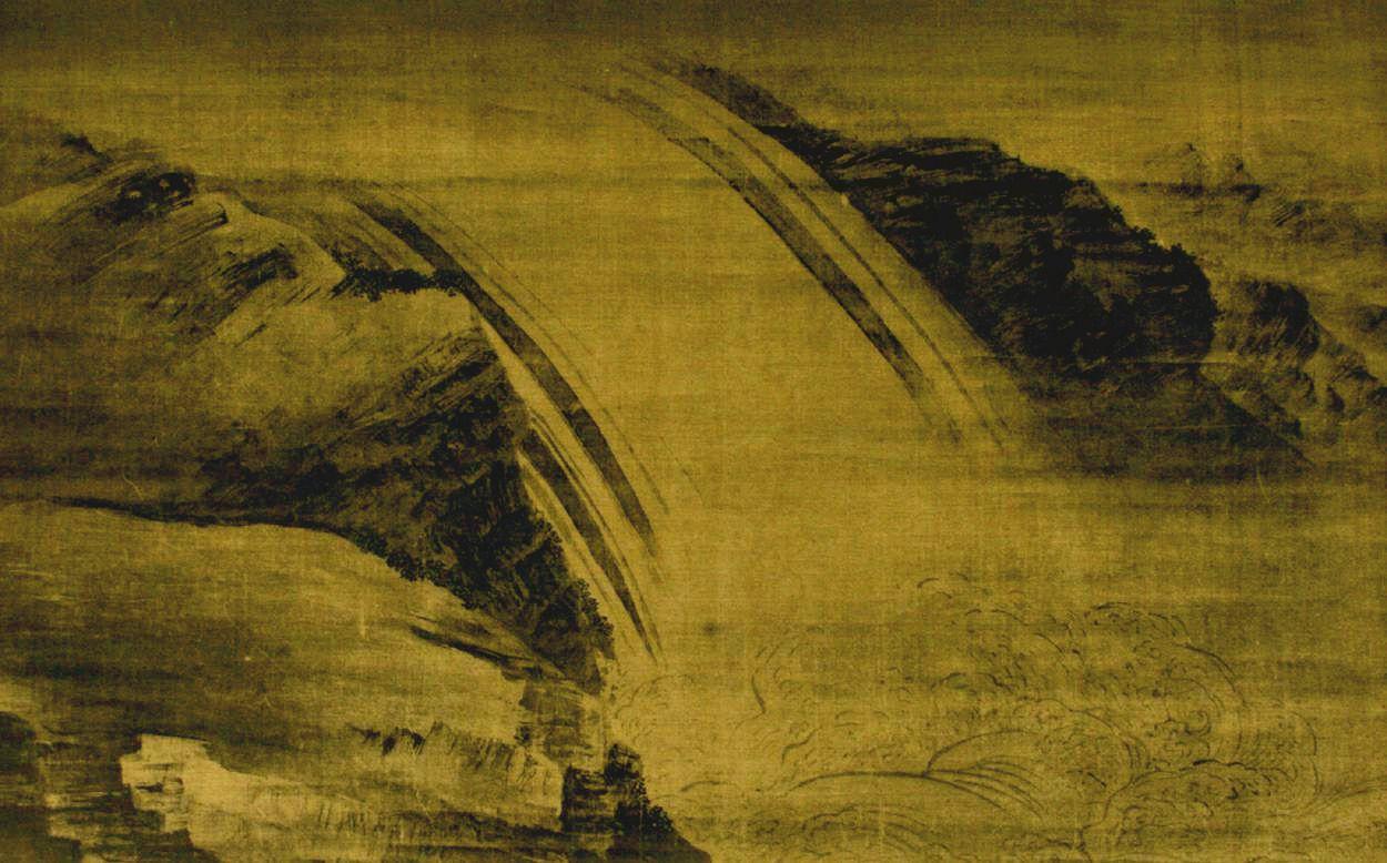 Водопад Ван-Вэй - грохочущий поток чистой силы